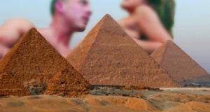 فيديو إباحي صادم داخل الاهرامات وأبو الهول في مصر – A.F.A Lebanon